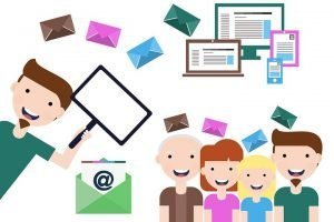 Contacto por mail